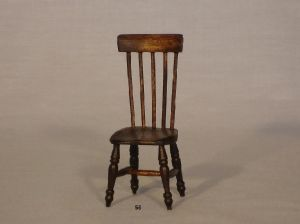 56. Small Windsor Chair